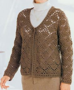 Free Knitting Patterns: Jacket