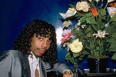 Rick James March 1984