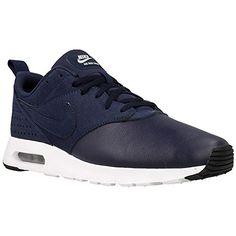 Nike Air Max Tavas, Herren Sneakers, Grau (Obsidian/Schwarz/Weiß/Wolfgrau 400), 47 EU - http://on-line-kaufen.de/nike/47-eu-nike-air-max-tavas-herren-sneakers-2