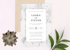 Impress your guests, make this gorgeous marble design your wedding theme with our Marble Crush modern, yet classic design. This subtle-styledesign is theperfect way to add a touch of elegance, featuring soft marble effect with faux-rose gold style border, complimented with contemporary typography.  ♡ Purchase a SAMPLE: https://www.etsy.com/uk/listing/502906530/printable-wedding-invitation-set  ♡ Purchase a PRINTABLE suite: https://www.etsy.com/u...