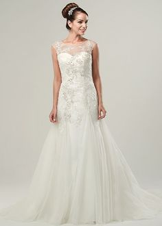 Rosa - Wedding Dress By Rosetta Nicolini - Berketex Bride