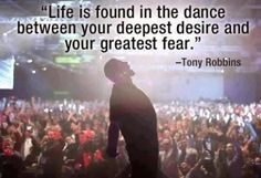 Tony Robbins you of all your money...