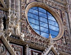 Sun shines in the Duomo of Siena!