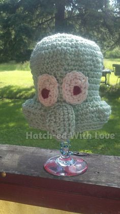 Ravelry: Squiddy pattern by Jennifer Hatch