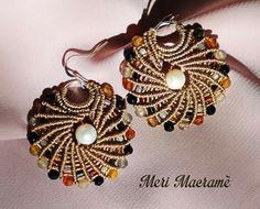 Macramé Macrame Rings, Macrame Bag, Macrame Jewelry, Macrame Bracelets, Bohemian Jewelry, Micro Macramé, Soutache Necklace, Macrame Necklace, Paper Quilling Jewelry