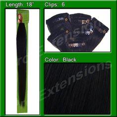 Black Highlight Streak Pack