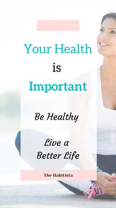 Your health is important and needs to be a priority! This is the Complete Guide to build a healthy lifestyle that will last you a lifetime! health habits | my health comes first | how to be healthy | healthy tips | personal health | life priorities Healthy Tips, Healthy Habits, Life Priorities, Finance Organization, Living A Healthy Life, First They Came, How To Better Yourself, Better Life, Saving Money