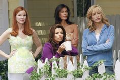 TV bids farewell to Wisteria Lane! #DH #DesperateHousewives
