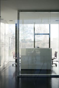 Gallery of Aseptic Office and Lab / AUM architecture - 10
