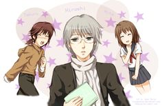 A...Ao Oni - Hiroshi, Takuro and Mika by hyuugalanna.deviantart.com on @DeviantArt