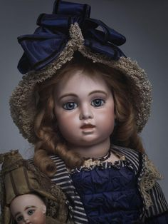 bambole antiche anni 30