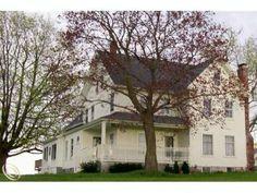 Old Farmhouse in Michigan