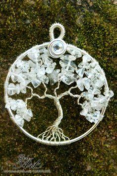 Tree+of+Life++Winter+por+GelArt+en+Etsy,+$19,00