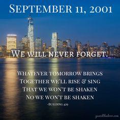 Remembering #September 11