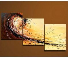 cuadro moderno abstracto