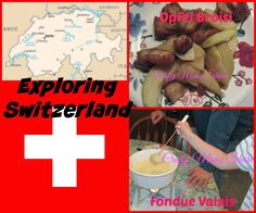 Crafty Moms Share: Exploring Switzerland with books, music, and food Culture Day, Girl Scout Crafts, Food Themes, Crafts For Girls, Craft Activities For Kids, Family Activities, Switzerland, Math Lessons, Explore
