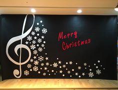 Christmas Concert Wall