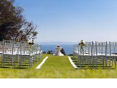 Los Verdes Golf Club Rancho Palos Verdes Los Angeles wedding location Pacific Ocean Views Outdoor weddings CA 90274 | Here Comes The Guide