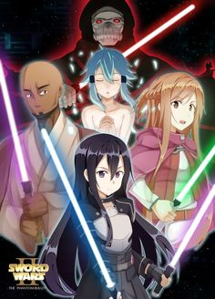 Sword Art Online - Image Thread (wallpapers, fan art, gifs, etc.) - Page 93 - AnimeSuki Forum