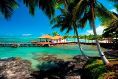 Savai'i in the Samoan Islands...I don't think you need a passport to go here!
