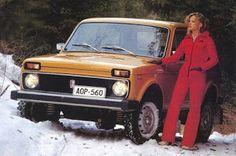bitbazaar: Klasik Arabalar (Lada Niva)