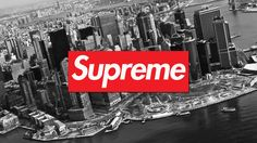 Supreme x Manhattan