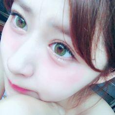 「透明感make☆ハーフっぽくにも◎」とにかくぼかす!!!!! やりすぎない!!!! Pretty Eyes, Beautiful Eyes, Doll Makeup, Eye Makeup, Asian Makeup Tutorials, Ulzzang Makeup, Korean Make Up, Photoshoot Makeup, Pin On