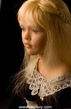Exquisite Hermine ... by doll artist Heloise
