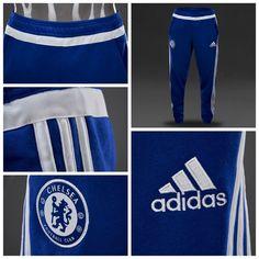 adidas Chelsea 15/16 Core Sweat Pants - Blue/White قیمت بعد از حراج:  تومان کد محصول:  استعلام موجودی و ثبت سفارش با کد محصول در تلگرام