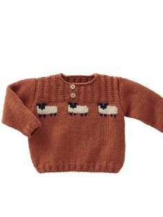 Jacquard Pullover/ Naturally the pattern is not available..