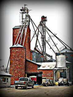 Eudora, Kansas  grain elevator