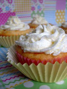 Cupcakes de Cuajada