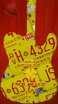 Atlanta Sports Fan Recycled Vintage Georgia License Plate Art Braves ...
