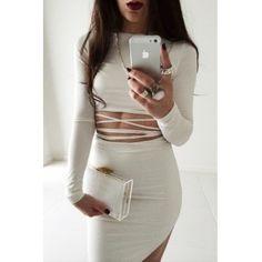 White Lights Dress
