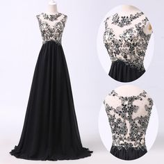 Black Prom Dress, Long Prom Dress,lace Prom Dress,cheap Prom Dress, formal Prom Dress,BD2872