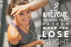 Did you know that weight loss contributes to glowing skin?