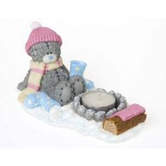 Light Up The Night - Me To You Bear Figurine
