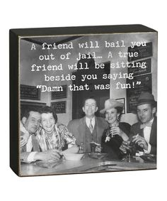 Look at this #zulilyfind! 'That Was Fun' Box Sign by Primitives by Kathy #zulilyfinds