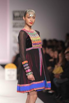 WIFW AW' 12 - Day 3 - Pallavi Jaipur's Show
