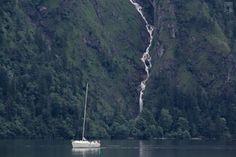 https://flic.kr/p/KrzAeC | Traunsee yachting