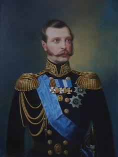 HIM THE EMPEROR ALEXANDER II OF RUSSIA | Flickr - Photo Sharing!