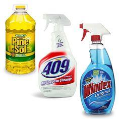 Fresh Start: Best Kitchen Cleaning Supplies | Cleaning supplies ...