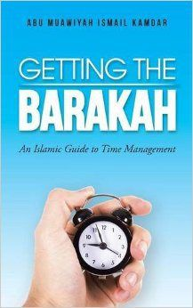 Barakah refers to blessings that Allah puts into our time, health, wealth, and other resources helping us get more out of these than we would have thought is possible. Many people complain about the lack of Barakah in their time, but that can be avoided. Management Books, Time Management, Islamic Teachings, Having A Bad Day, Self Improvement, Your Life, Self Help, Muslim, How To Become