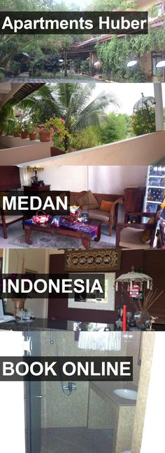 Apartments Huber in Medan, Indonesia. For more information, photos, reviews and best prices please follow the link. #Indonesia #Medan #travel #vacation #apartment