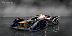 Red Bull Car - Photo provided by Car and Driver