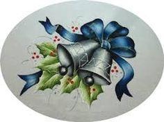 Resultado de imagen para pintura em tecido motivo natal
