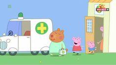 Świnka Peppa - Latający weterynarz
