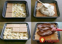 Fantastický nepečený dezert z maslových sušienok