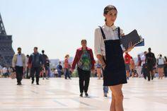 Paris Fashion Week Spring Summer 2015 Street Style Report – Part 2 •  Highsnobiety   567f6fc8d7