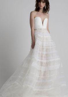 Sachin & Babi Alicia Wedding Gown